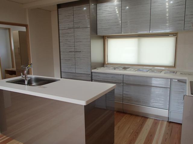 工務紙井 建築 住宅設備 キッチン