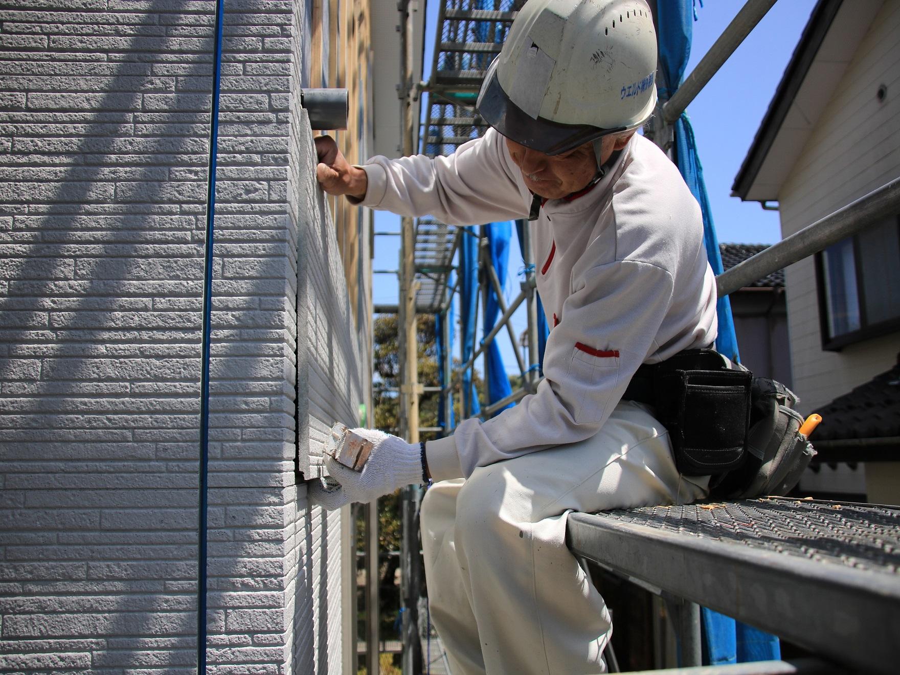 工務紙井 建築 外壁工事