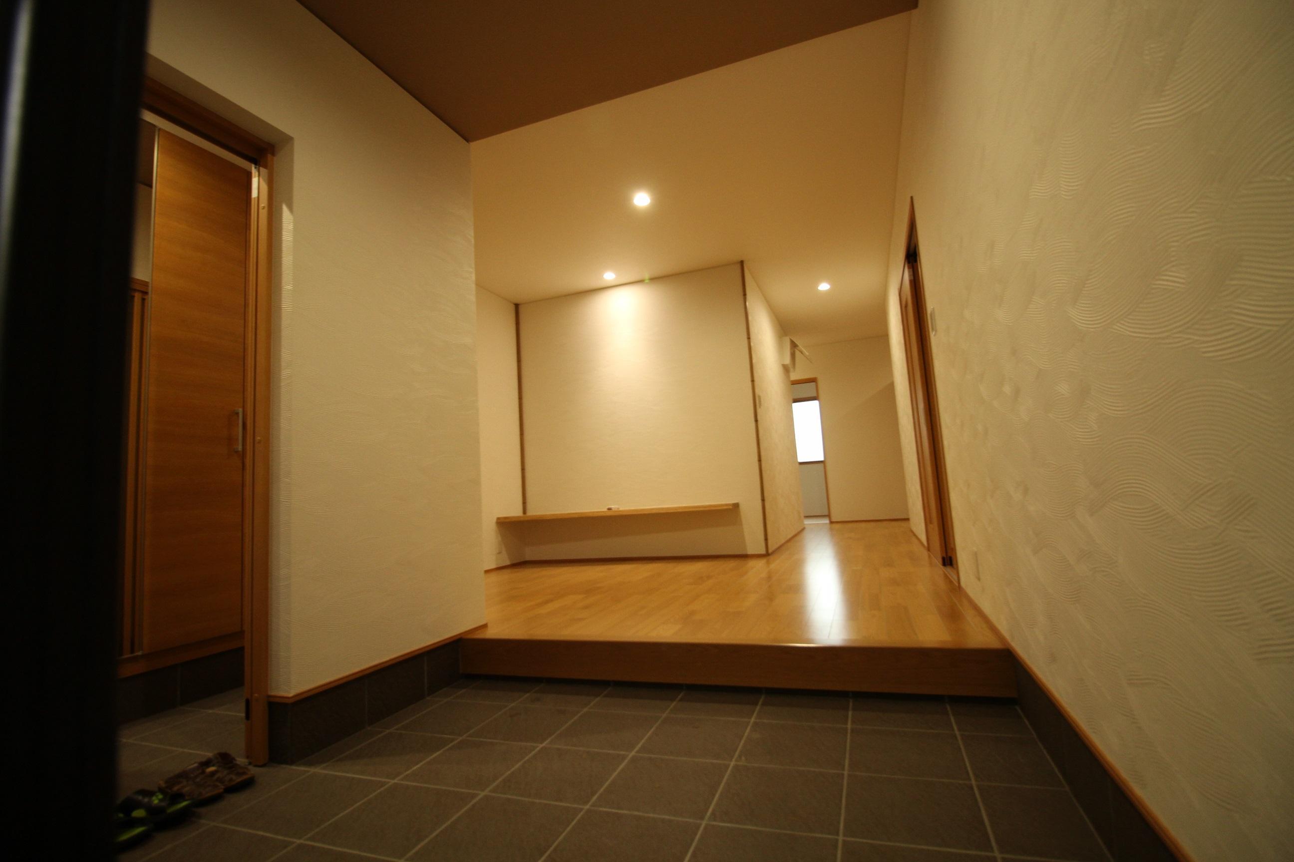 リフォーム 1階ホール