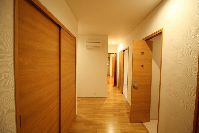 リフォーム 1階 廊下