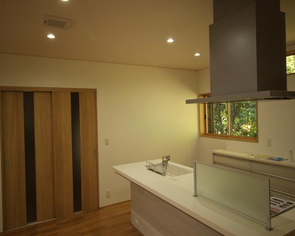 リフォーム キッチン~窓からやさしい光